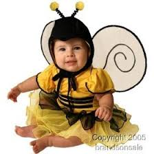 baby bumble bee outfit