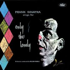 sinatra only the lonely
