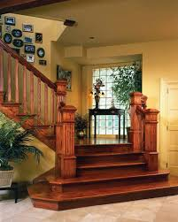 open stairways
