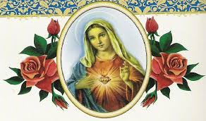 immaculate heart of mary images