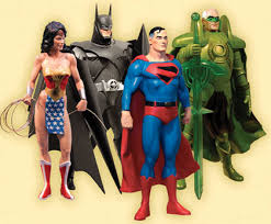 kingdom come action figures