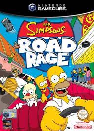 simpsons roadrage