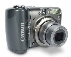 canon ps a590 is