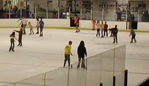 kids ice skate