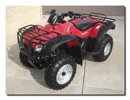 2006 honda rancher 350
