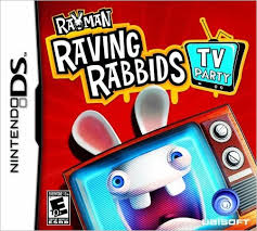 rayman raving tv party