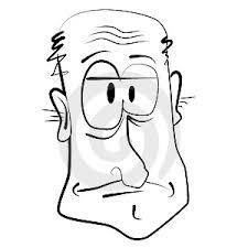 cartoon caricature