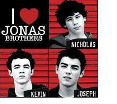 i love the jonas brothers