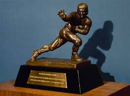 the Heisman race for 2011.