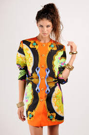 gianni versace dress