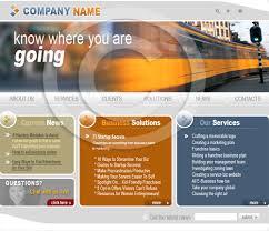 corporate web templates