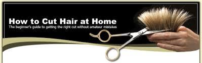 cutting men hair