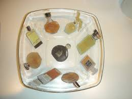 decoupage glass plates