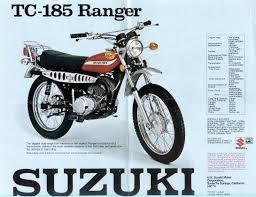 suzuki tc185