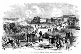1st battle of bull run