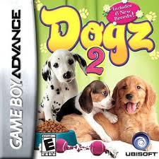 gameboy dogz