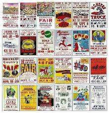 fair posters