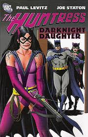 huntress comics