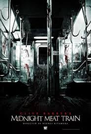 midnight meat train poster