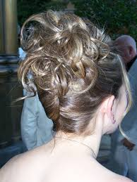 2009 wedding hair styles