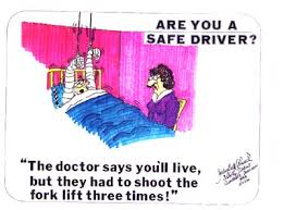 industrial safety cartoon