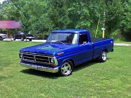 1971 ford pick up