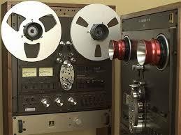 analog tape deck