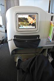 korean airlines business class