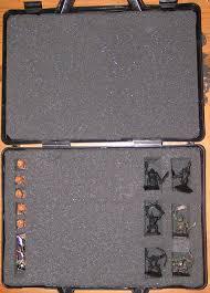 case miniature