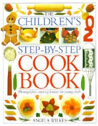 children cookery book