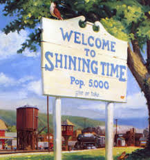 shining time