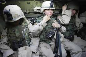 females in the us army