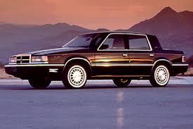 dodge dynasty 1990