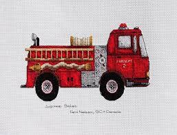 fire truck quilts