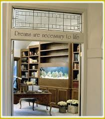 home library decorating ideas