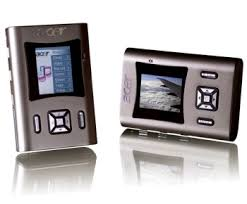 acer mp3 players