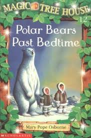 magic tree house polar bears past bedtime