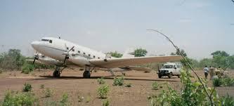 dc3 plane