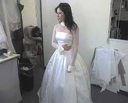 jewish wedding gowns
