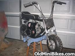 minibike motor