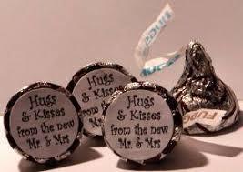 hershey kisses hugs