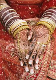 indian bride picture