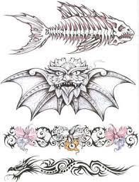 print tattoo designs