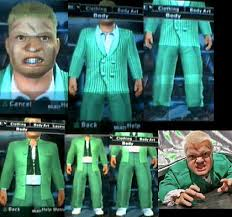wwe smackdown vs raw 2009 hornswoggle