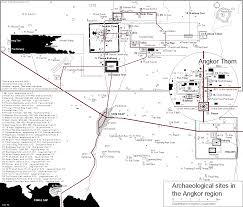 map angkor