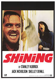 to the movie the SHINING
