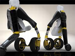 elevating wheelchair