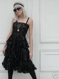 rock prom dress