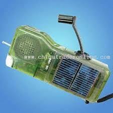 mp3 solar