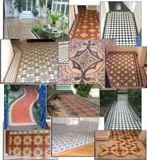 victorian tile designs
